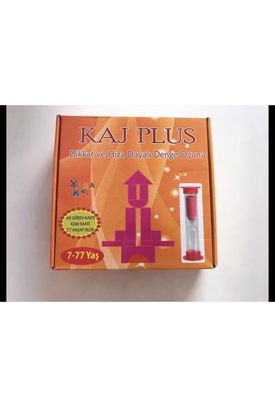 Kaj Plus (Hıza Dayalı Denge Oyunu )