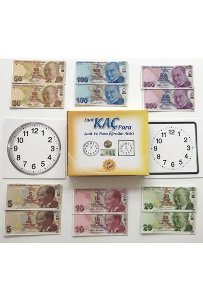Saat Kaç Para - Saat Ve Para Öğretim Aracı