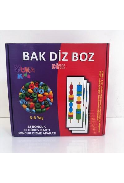 Bak Diz Boz - Disk