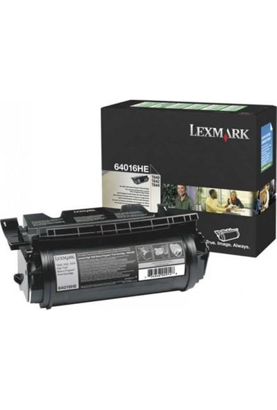 Lexmark 64016HE T640 / T642 / T644 Toner