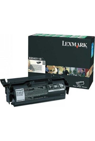 Lexmark T654 / T656 Toner T654X11E