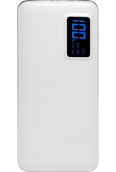 Mobilmoods 13000 mAh Avangarde Powerbank MB-130 Beyaz