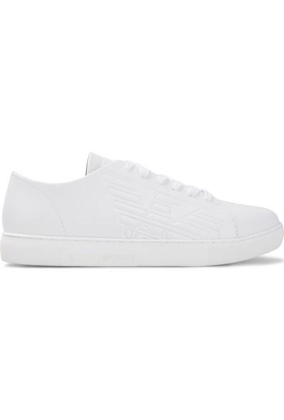 Emporio Armani Erkek Ayakkabı X4X238 Xf254 00152