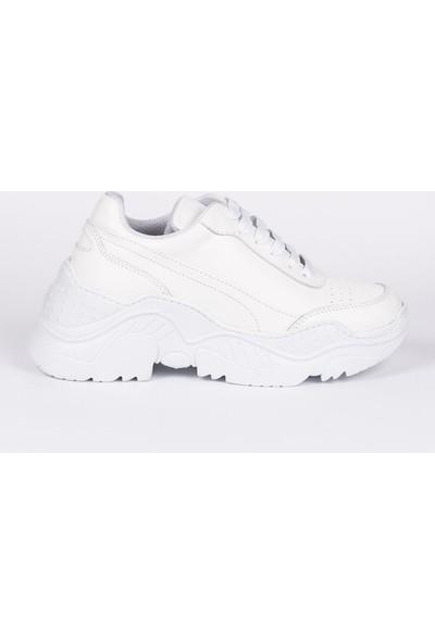 Jabotter Vogue Beyaz Spor Ayakkabı