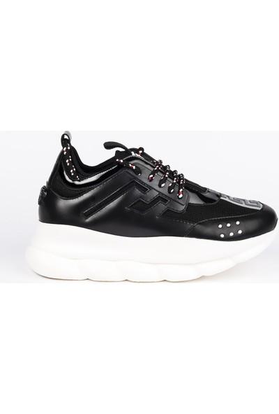 Jabotter Sasa Siyah Spor Ayakkabı