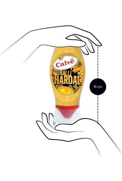 Calve Ballı Hardal Sos