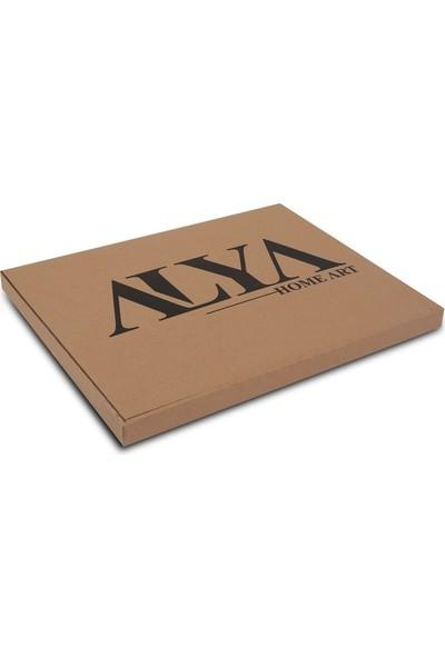 Alya Home Art Besmele-İ Şeri̇f Anahtar Temali Metal Tablo