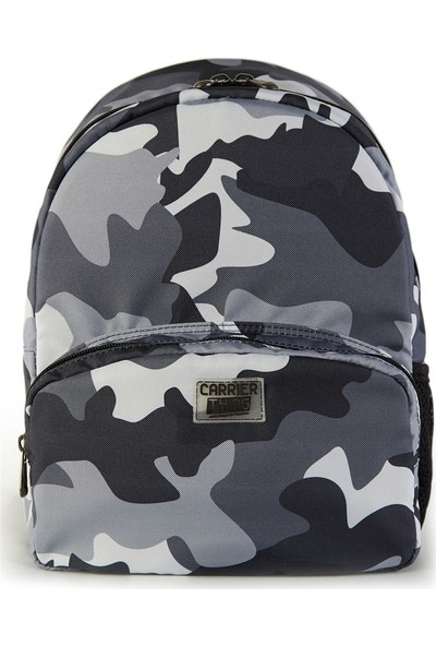 Carrier Thing Basic Mode Mini Camo Gray Sırt Çantası