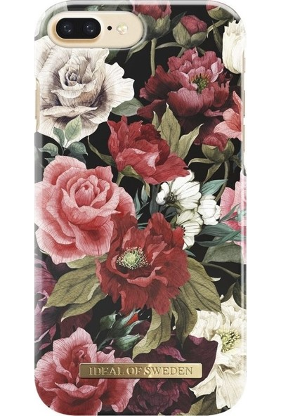 Ideal of Sweden iPhone 7 Plus / 8 Plus Antique Roses Arka Kapak