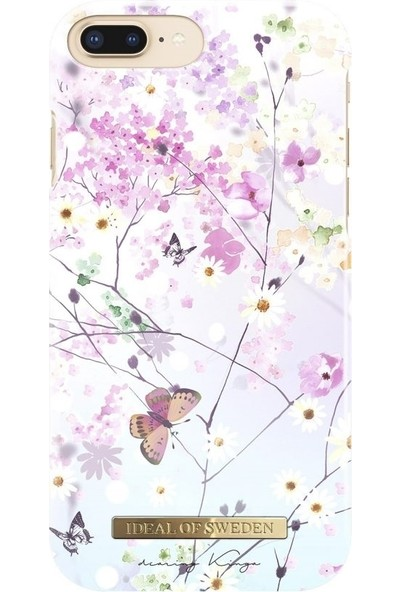 Ideal of Sweden iPhone 7 Plus / 8 Plus Springtime Whimsy Arka Kapak