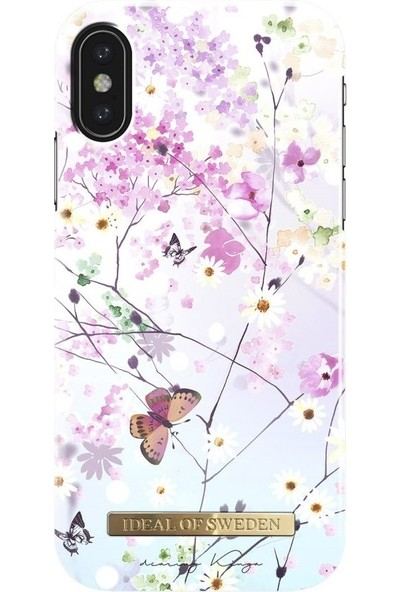 Ideal of Sweden iPhone X Springtime Whimsy Arka Kapak