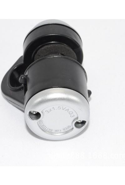 Piranha Cep Telefonu İçin 30X Mikroskop Lens
