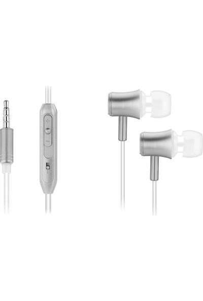 Ktools Magnet Mikrofonlu Mıknatıslı Kulak İçi Kulaklık