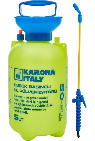 Karona Italy Püskürtme Makinesi 5 lt