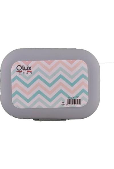 Qlux Kilitlenebilir Sabun Saklama Kabı