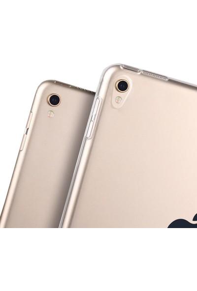 "Microcase Apple iPad Air 3.nesil 10.5"" 2019 Silikon Tpu Soft Kılıf - Şeffaf"