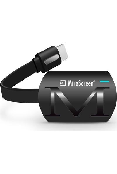 Mirascereen G4 Yeni Nesil Full Hd Kablosuz HDMI Görüntü ve Ses Aktarıcı