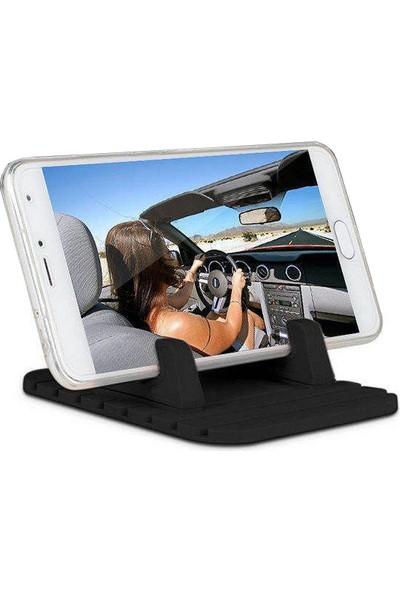 Microcase Araç Gövde Üstü Kaydırmaz Silikon Ped Telefon Tutucu - Model No : AL2303