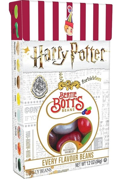 Jelly Belly Harry Potter Bertie Botts Beans 35 gr