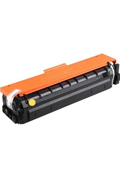 Ayazshop Hp CF532A CF512A 205A Sarı Muadi̇l Toner M180 M181