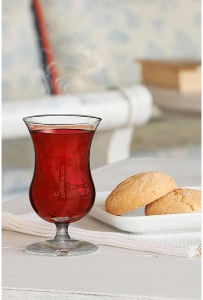 Mrc 4Lü Paşabahçe Gala Bardak Şeffaf (Ayaklı Bardak)