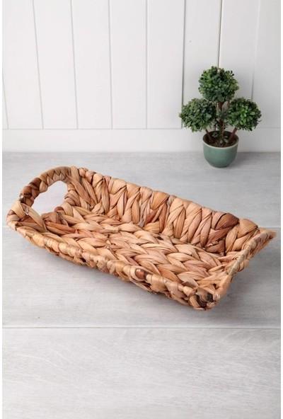 Getto Store Bambu Rattan Lüks Ekmeklik Mln-30227