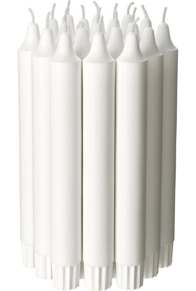 Getto Store Beyaz Mum - Jubla 601.919.16