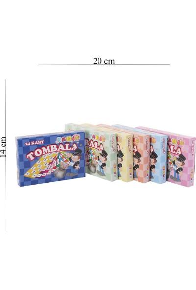 Kamer Tombala Seti 24 Kart