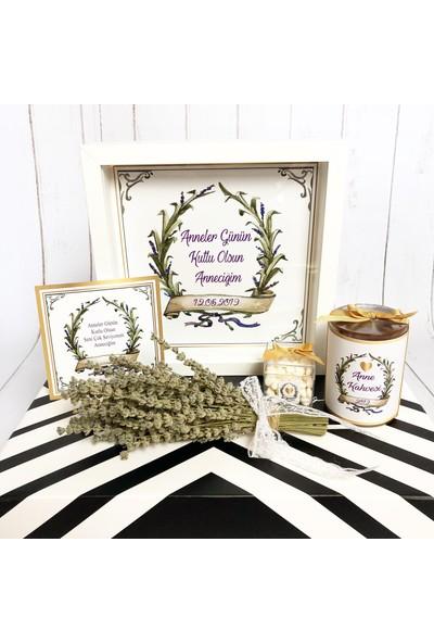 Gift And Story Anneler Günü Özel Hediye Kutusu - Lavanta