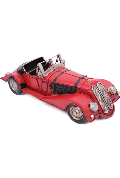Hedi̇ye Biziz Ford Classic Cabriolet Dekoratif Metal Araba