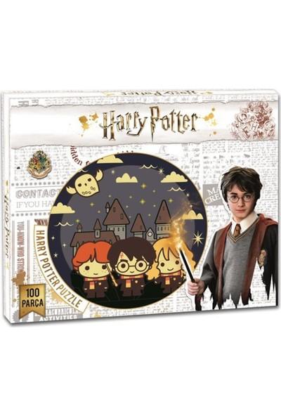 Laço Harry Potter 100 Parça Puzzle