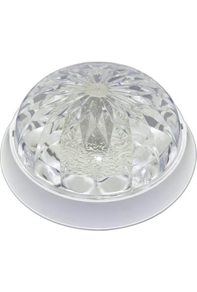 Özkarakuş Plastik Kristal Tavan Glop Armatür Mi̇ni̇