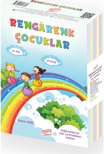Gizemli Bahçe 2. Sınıflar İçin Rengarenk Çocuklar 10 Kitap