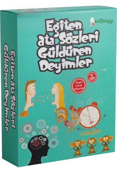Öykü Yayınları 3. ve 4. Sınıf Eğiten Atasözleri ve Güldüren Deyimler Dizisi