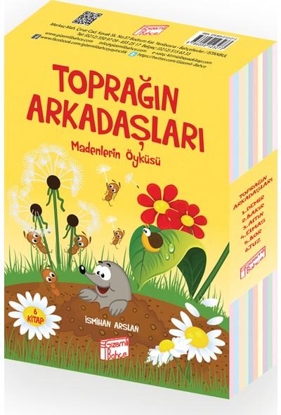 Gizemli Bahçe 3. Sınıflar Toprağın Arkadaşları 6 Kitap