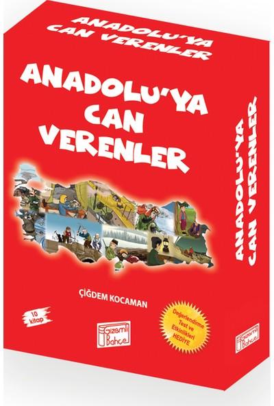Gizemli Bahçe 3. Sınıflar Anadoluya Can Verenler 10 Kitap