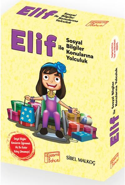 Gizemli Bahçe 3. Sınıflar Elif İle Sosyal Bilgiler Konularına Yolculuk 7 Kitap