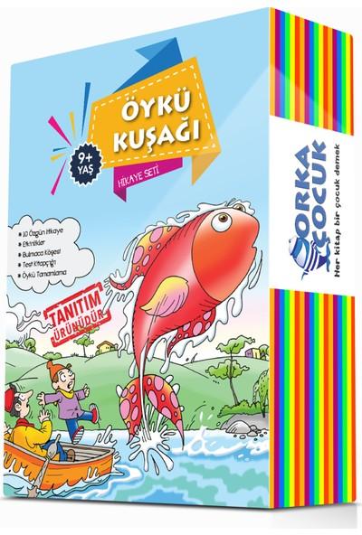 Orka Çocuk 3. Sınıflar İçin Öykü Kuşağı Hikaye Seti 10 Kitap