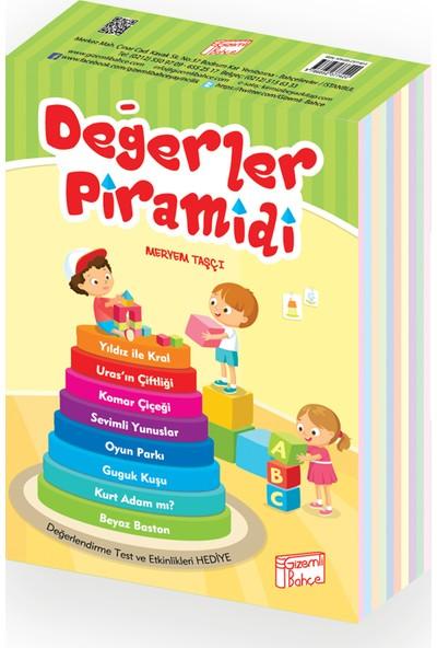 Gizemli Bahçe 2. Sınıflar İçin Değerler Piramidi 8 Kitap