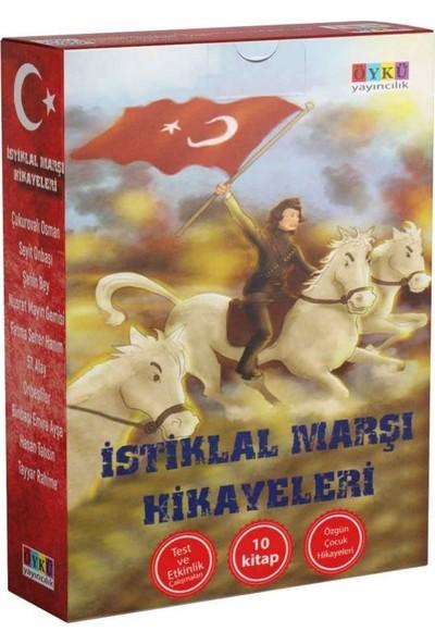 Öykü Yayınları 1. ve 2. Sınıf İstiklal Marşı Hikayeleri