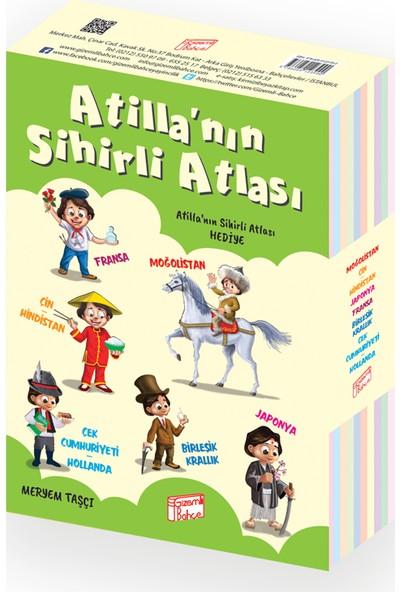 Gizemli Bahçe 3. Sınıflar İçin Atilla'nın Sihirli Atlası 6 Kitap