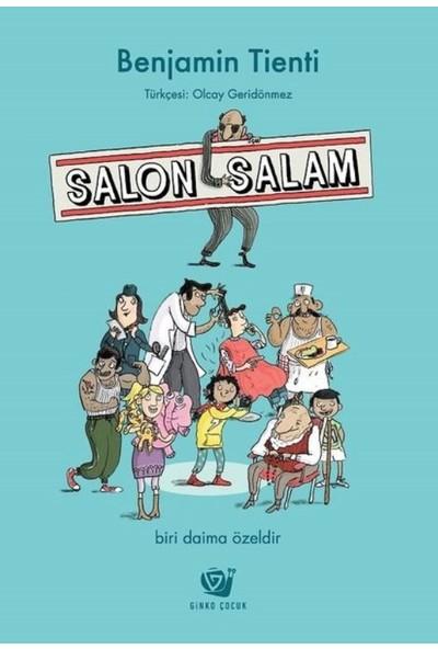 Salon Salam - Benjamin Tienti