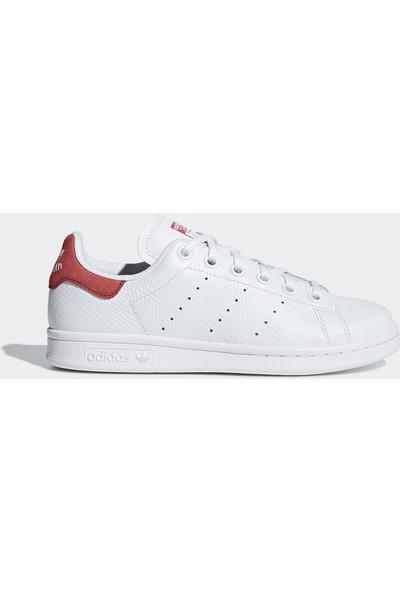 Adidas Çocuk Günlük Ayakkabı Cg6671 Stan Smith J