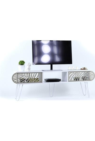Mingitav Illia Maxi Tv Ünitesi No.5 Beyaz