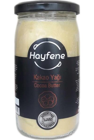 Hayfene Kakao Yağı (Katı) - Cocoa Oil - 300 gr