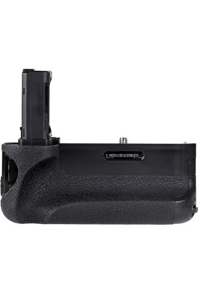 Ayex Sony A7, A7R, A7S İçin Ayex Ax-A7 Battery Grip + 1 Ad. Np-Fw50 Batarya
