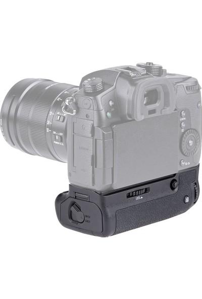 Ayex Panasonic Dc-Gh5 İçin Ayex Ax-Gh5 Battery Grip + 2 Ad. Dmw-Blf19E Batarya