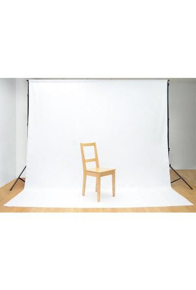 Jinbei Grace Stüdyo Kağıt Fon 2,72 M X 11M - White 008