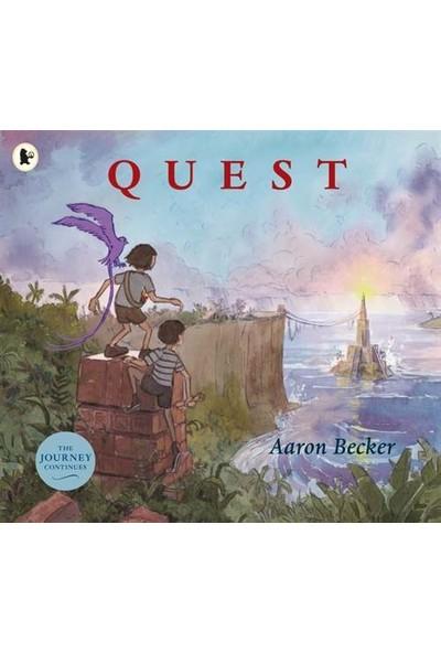 Quest (Journey Trilogy 2) - Aaron Becker