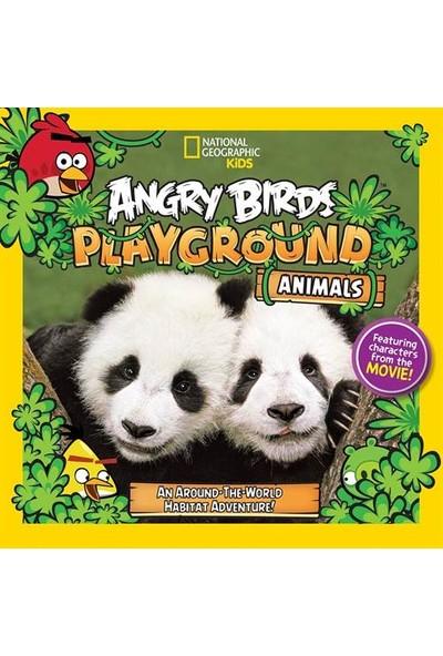 National Geographic Angry Birds Playground: Animals - Jill Esbaum